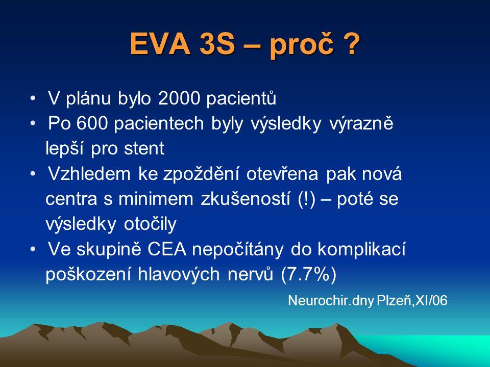 EVA 3S – proč .