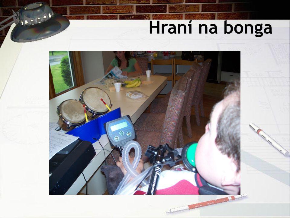 Hraní na bonga