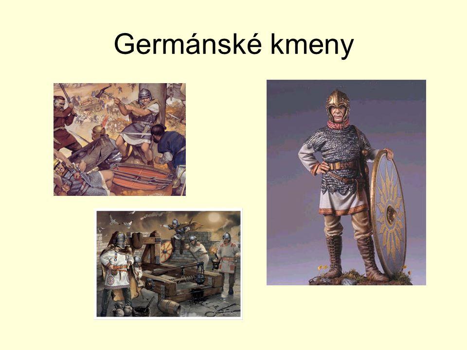 Germánské kmeny