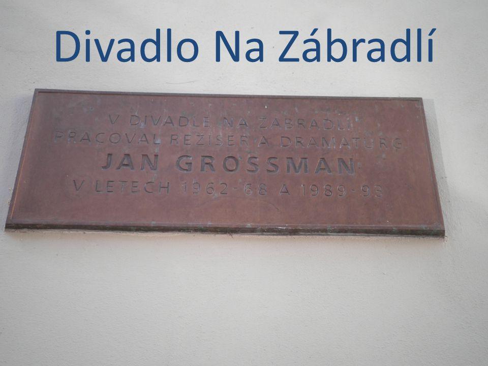 1965 – Ladislav Smoček sídlí v ulici Ve Smečkách nedaleko Václavského náměstí od svého vzniku profesionální režisérské divadlo