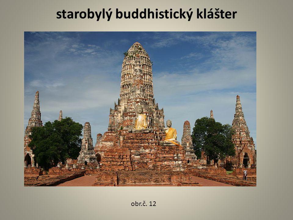 starobylý buddhistický klášter obr.č. 12