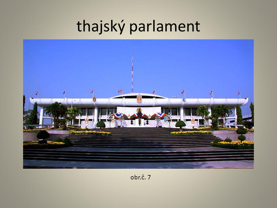 thajský parlament obr.č. 7
