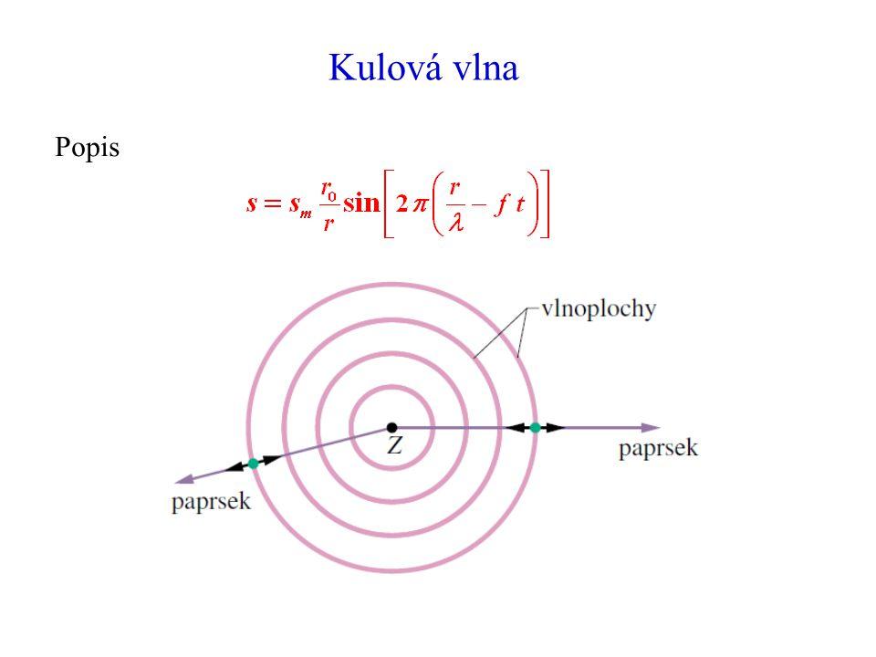 Ideální plyn Pro 1 mol ideálního plynu platí stavová rovnice R=8,316 Jmol –1 K –1 je univerzální plynová konstanta.