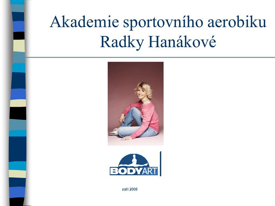 Seznámení s Akademií aerobiku Ing.