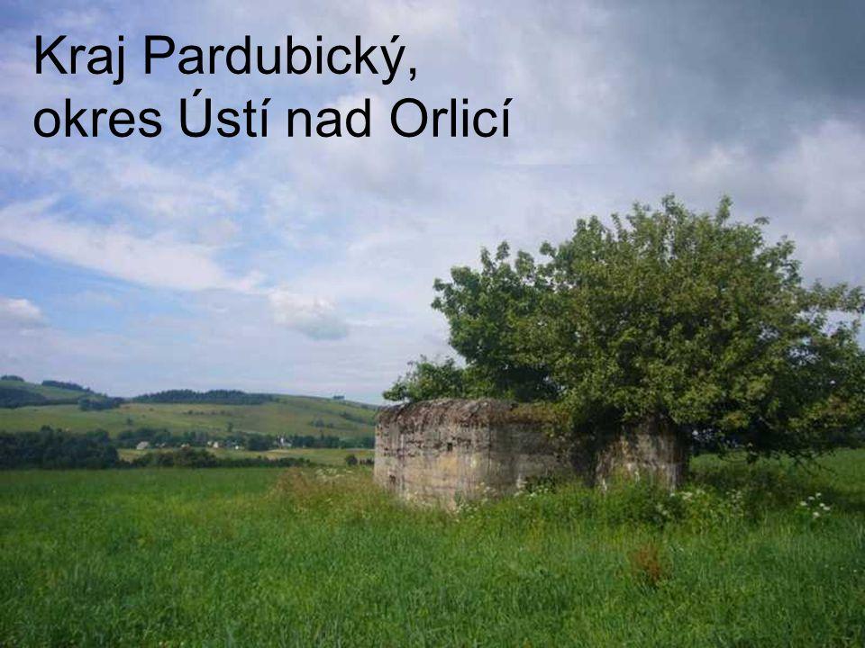 Kraj Pardubický, okres Ústí nad Orlicí