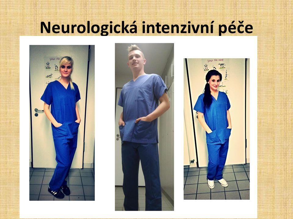 Neurologická intenzivní péče