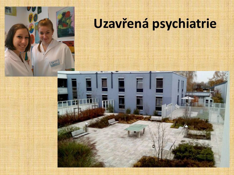 Uzavřená psychiatrie