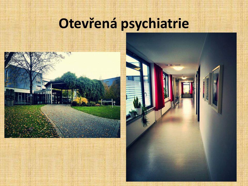 Otevřená psychiatrie