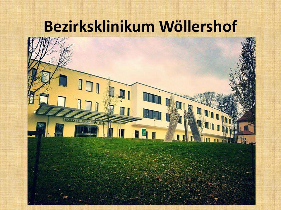 Bezirksklinikum Wöllershof