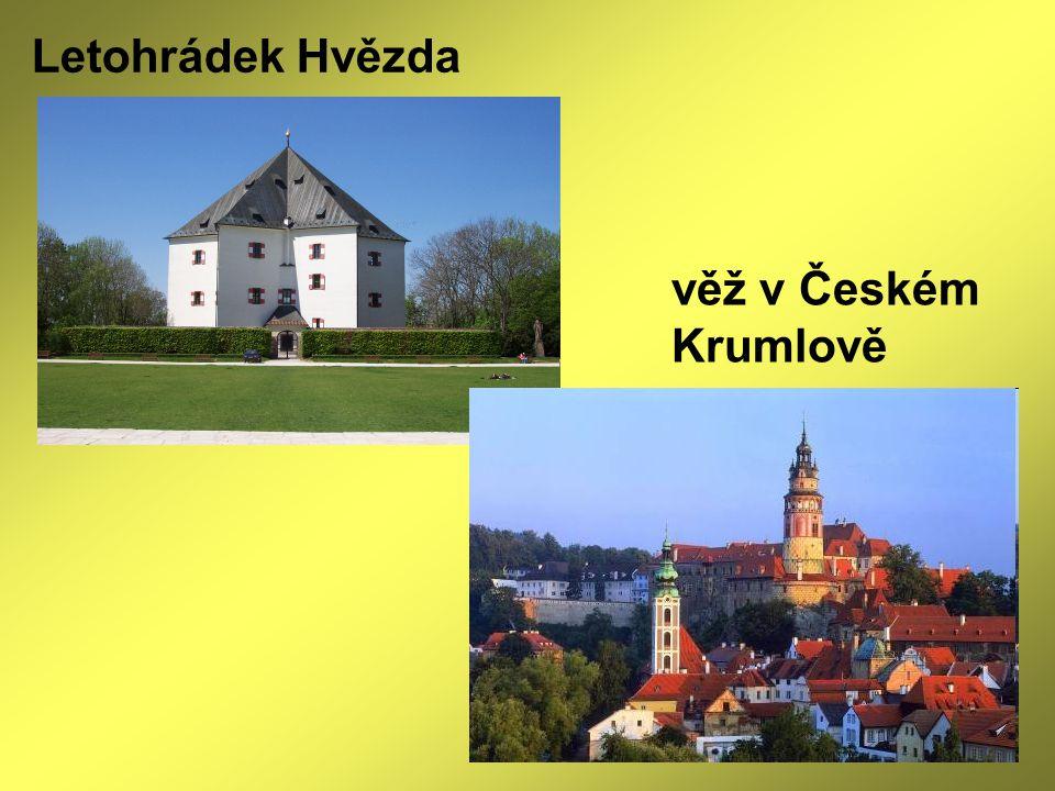Letohrádek královny Anny – Belveder na Pražském hradě