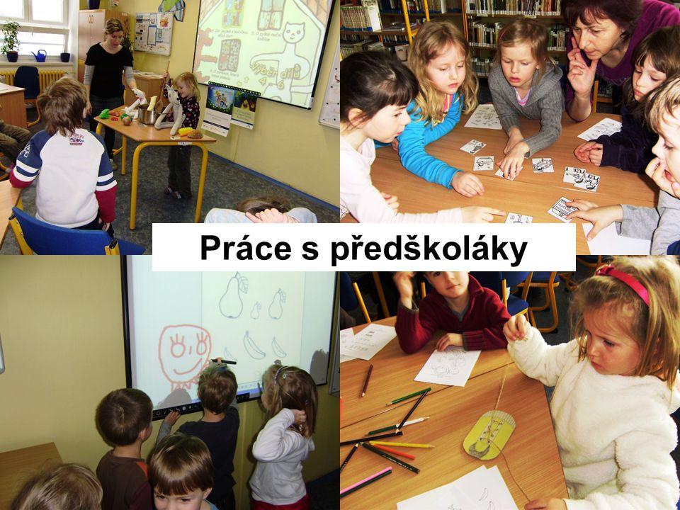 Práce s předškoláky