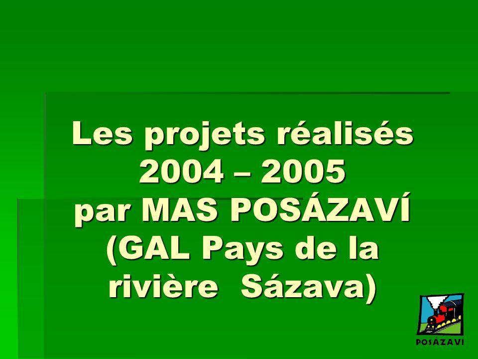 LEADER ČR - 2004  LEADER ČR  = LEADER de la R  = LEADER de la République tchèque   Pour les activités d'investissement (particulierement les constructions et machines, etc.)