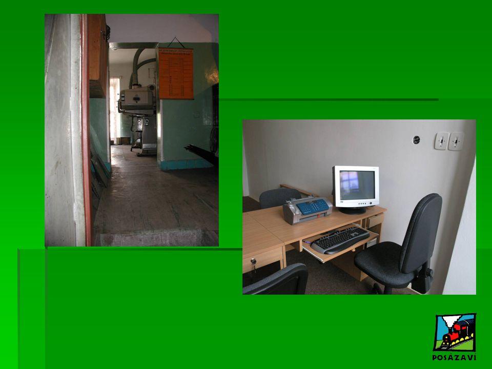 Projektové komunikace  Projektová dokumentace k obnově středu obce Chocerady část II.