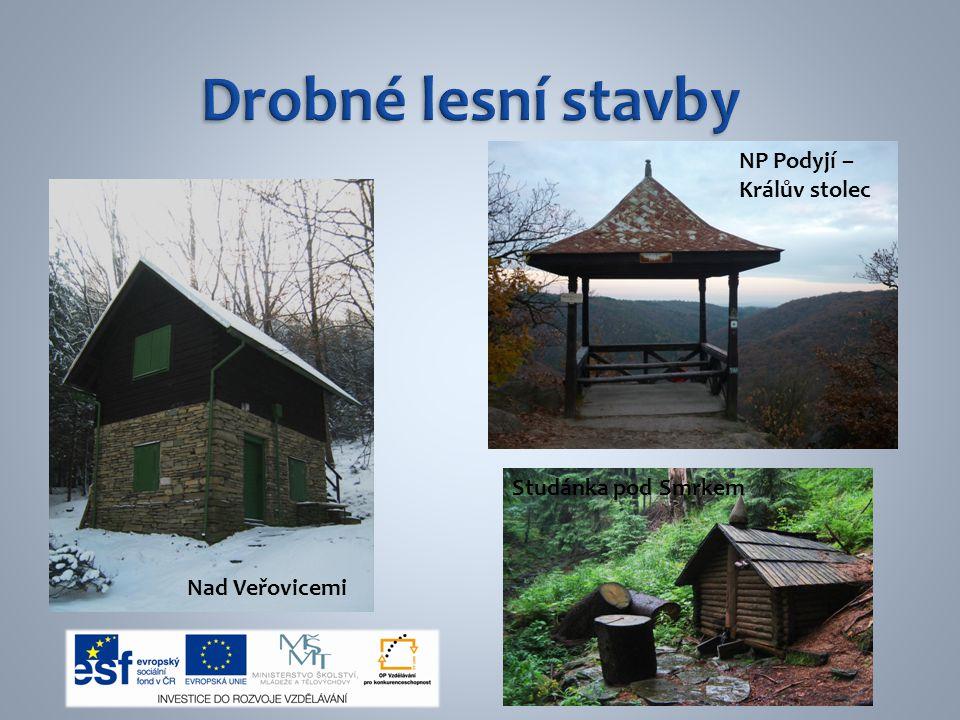 NP Podyjí – Králův stolec Studánka pod Smrkem Nad Veřovicemi