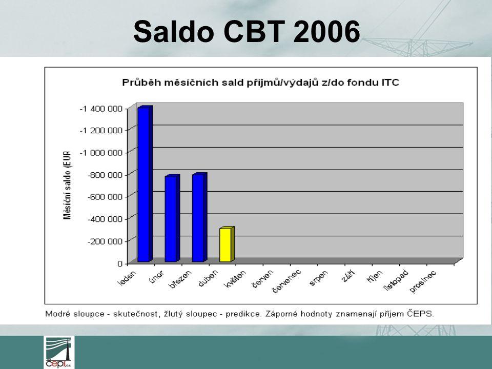 Saldo CBT 2006