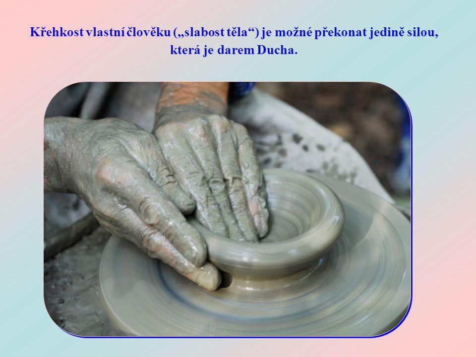 Bdělost je nerozlučně spojena s modlitbou, která je k překonání zkoušky zcela nezbytná.