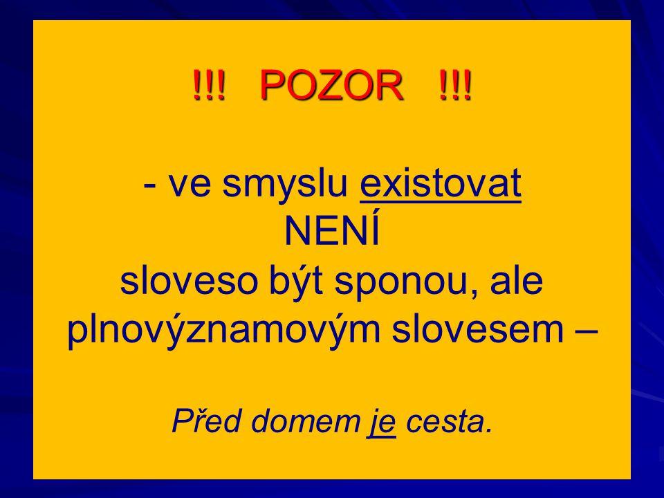 !!.POZOR !!. !!. POZOR !!.