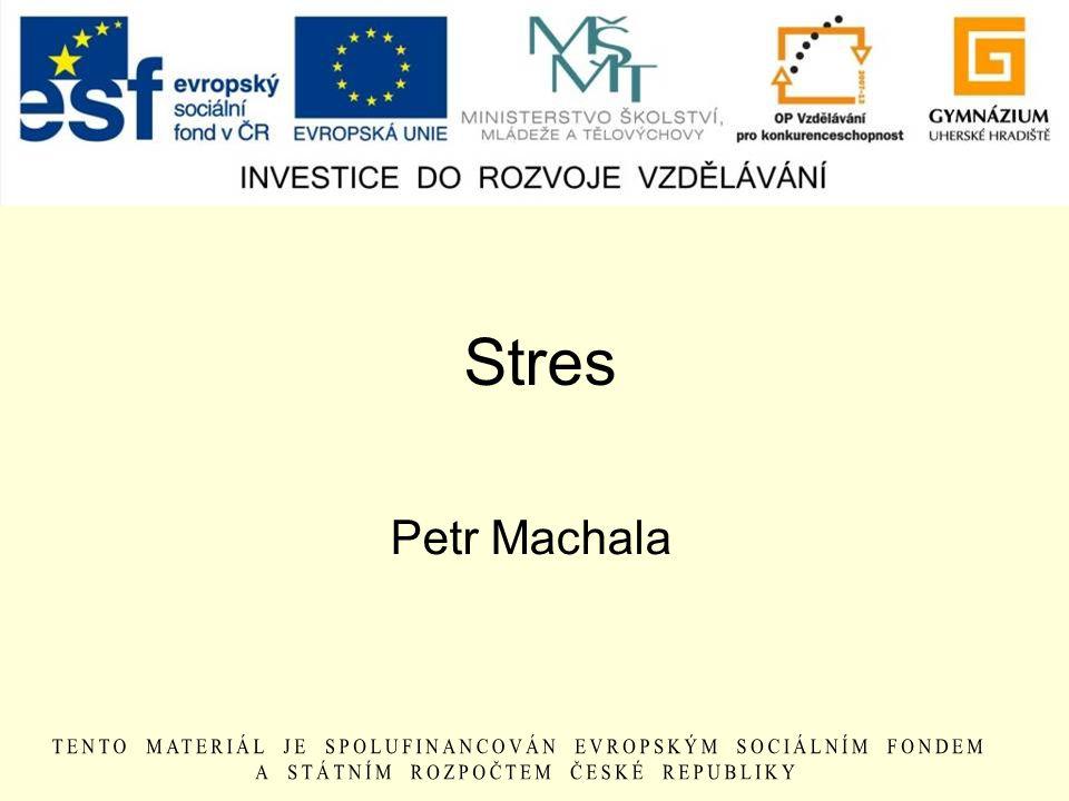 Stres Petr Machala