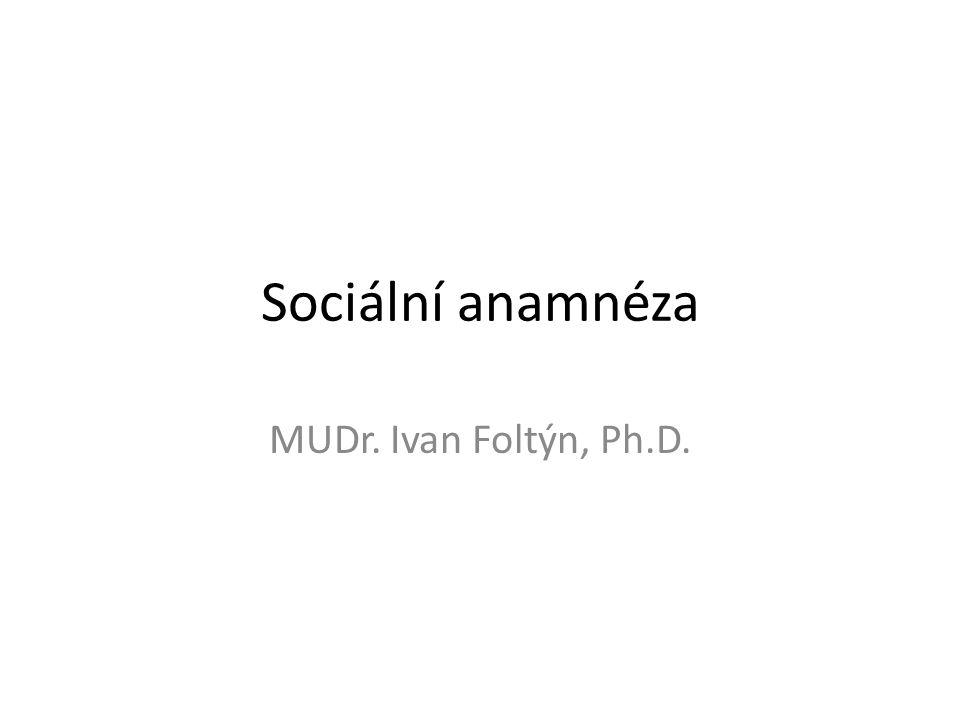 Anamnéza je… Anamnéza je základním diagnostickým nástrojem prakticky ve všech oborech, ve kterých se lékař setkává s nemocným.lékař