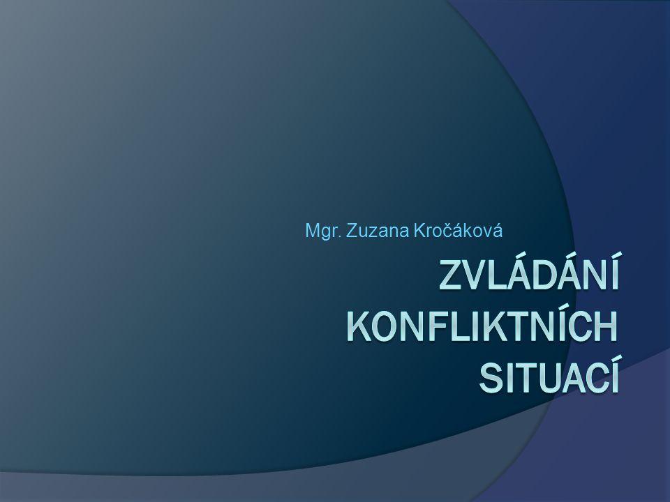 Mgr. Zuzana Kročáková