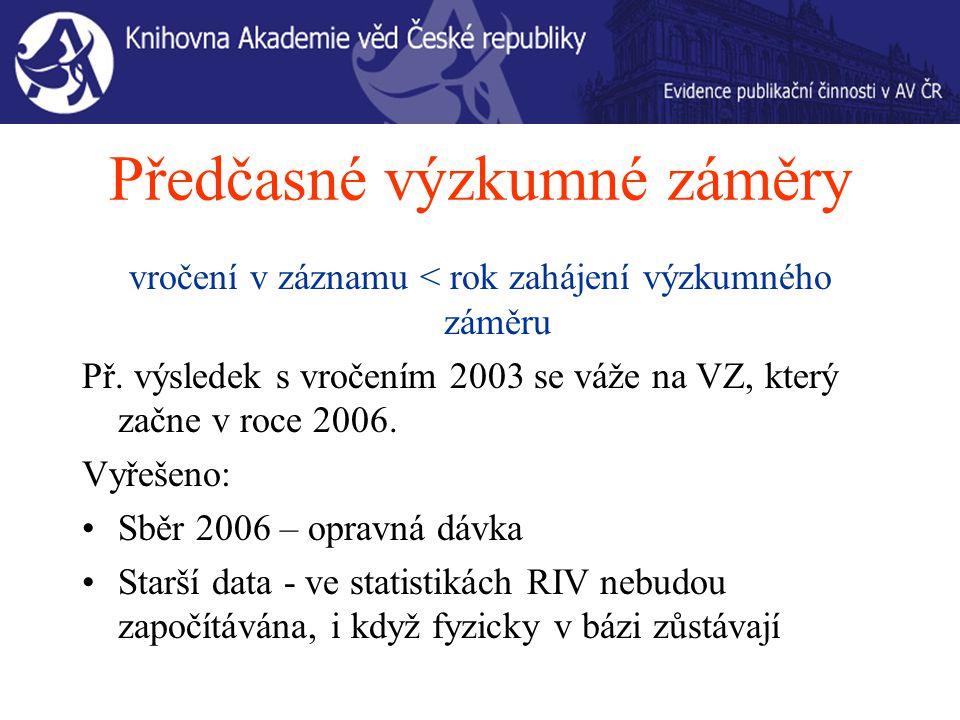 Opravy 2007 - termín 7.12.2007 Ale čím dřív, tím líp …