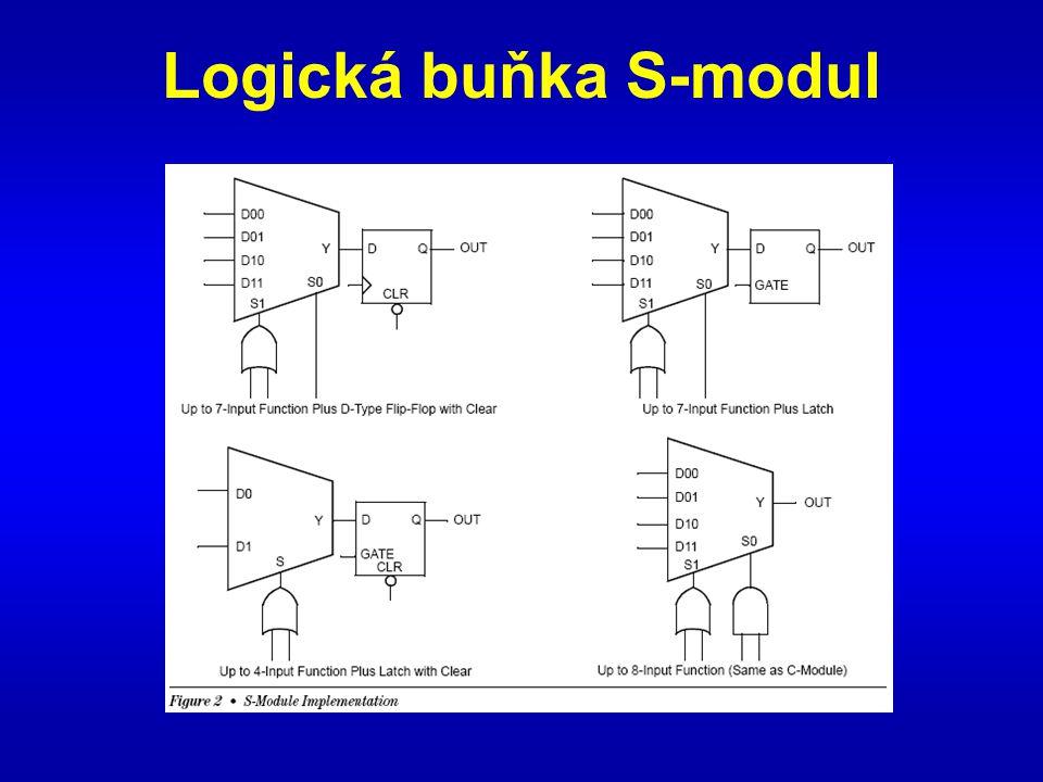 Logická buňka S-modul