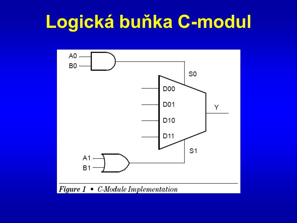 Logická buňka C-modul