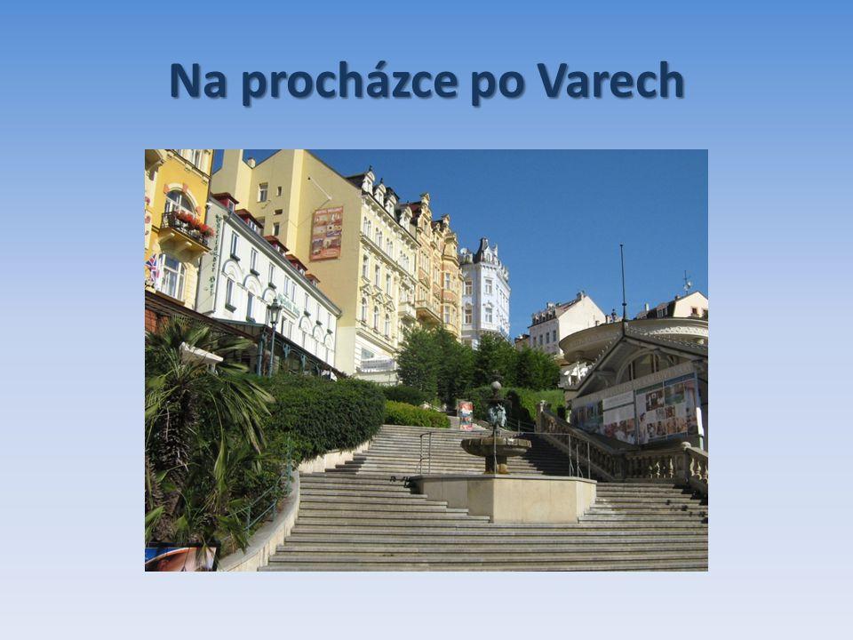Na procházce po Varech