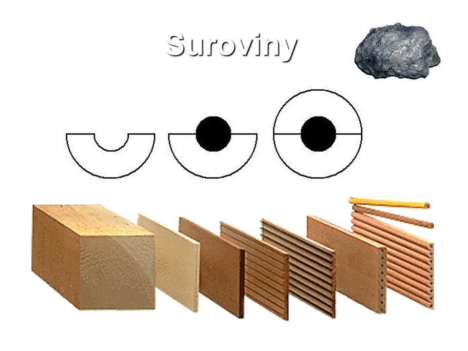 Suroviny Suroviny : Grafit Dřevo: cedr, vejmutovka, lípa Výrobní postup: