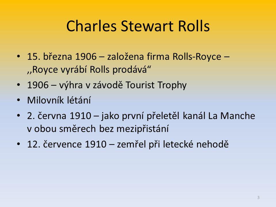Charles Stewart Rolls 15.