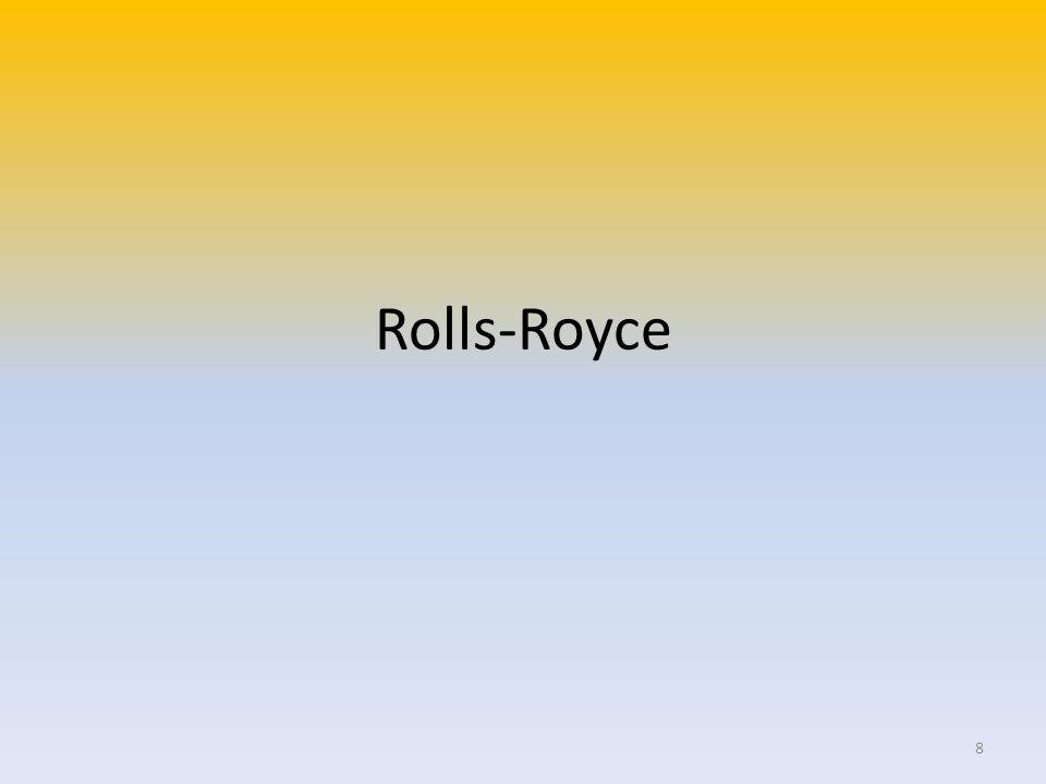 Jak značka vznikla.Na počátku všeho stála záliba chudého, ale velmi šikovného Henryho Royce.