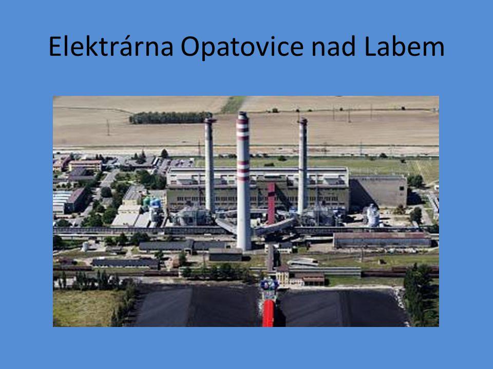Elektrárna Opatovice nad Labem