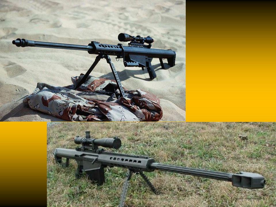 Puška M82A1A byla vyvinuta, aby rozšířila možnost taktického nasazení ostřelovačů proti pozemním zařízením a doplnila tak M40A1 protipěchotní ostřelov