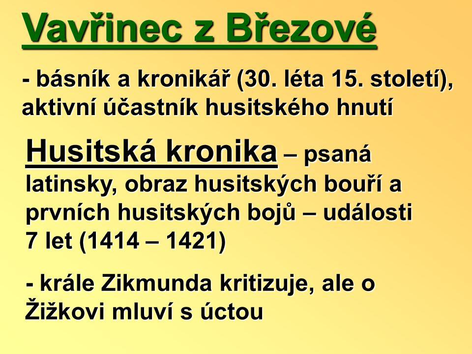 Píseň o vítězství u Domažlic 1431