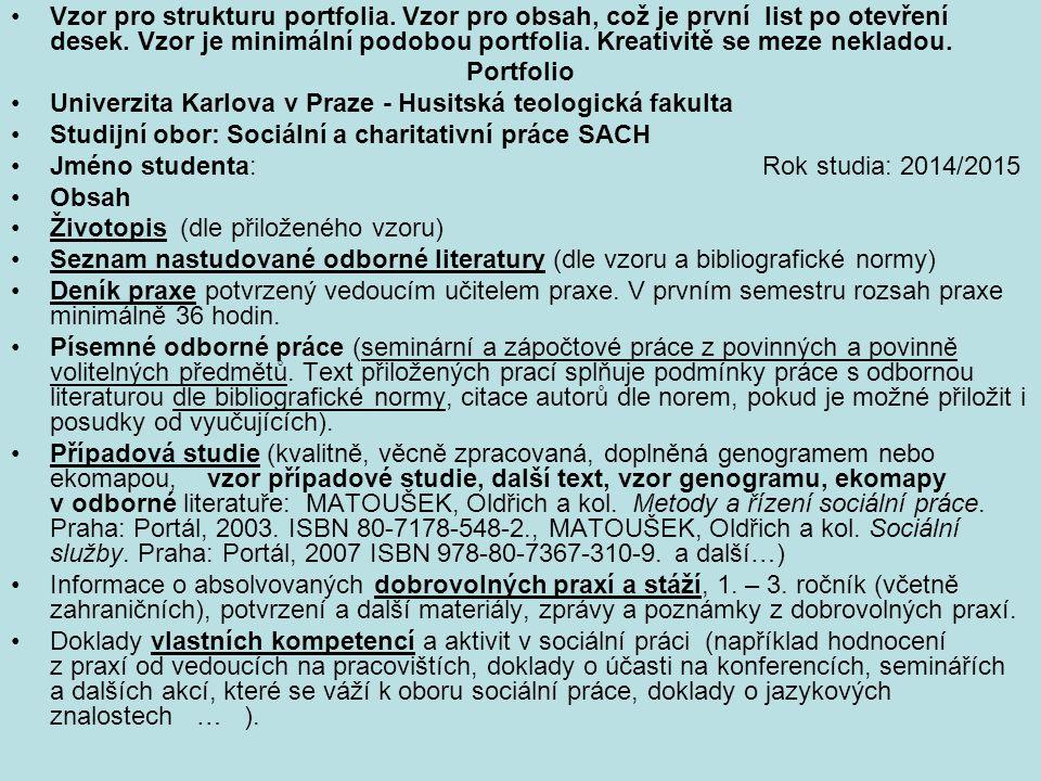 ŽIVOTOPIS (Příklad) Jméno: Hana Kratochvílová Datum narození: 17.