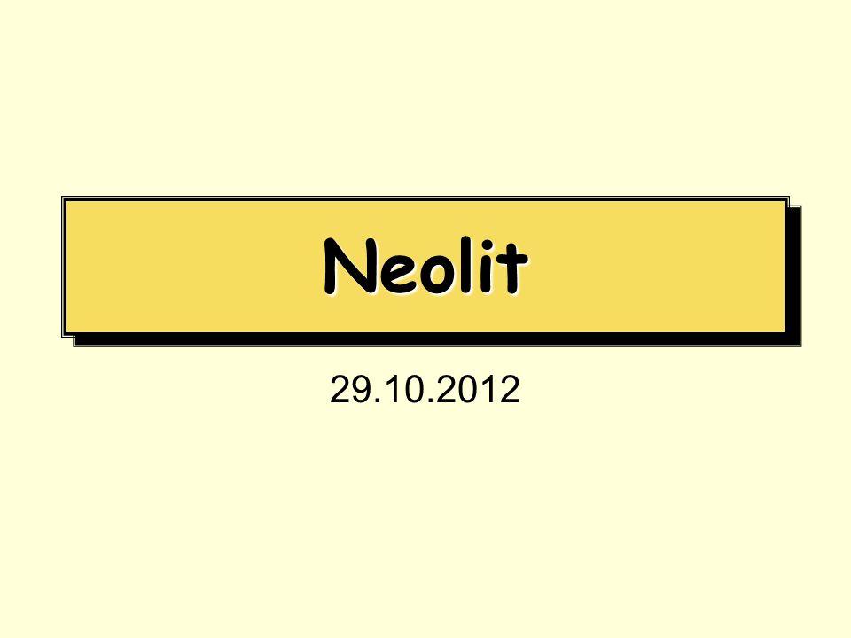 Neolit Neolit 29.10.2012