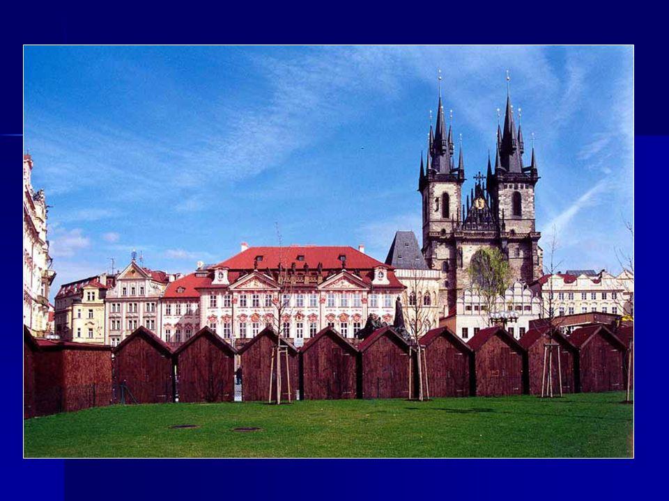 Památky UNESCO v ČR Praha – historické jádro, Vyšehrad Praha – historické jádro, Vyšehrad