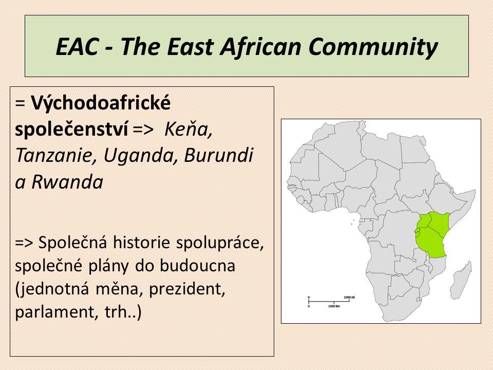 Přírodní poměry VYHLEDEJ V ATLASU NÁSLEDUJÍCÍ OBLASTI:  Etiopská vysočina – severní oblast  Východoafrický příkop – západní oblast  archeologické nálezy koster Australopithéků  Východoafrická vysočina  Kilimandžáro (Uhuru) 5895m  Sopečný vulkán se třemi vrcholy  Assalská proláklina => -155m Džibutsko