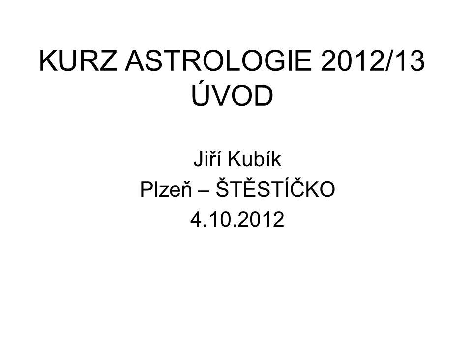 JUDr. Jiří Kubíkwww.ceskaastrologie.cz22