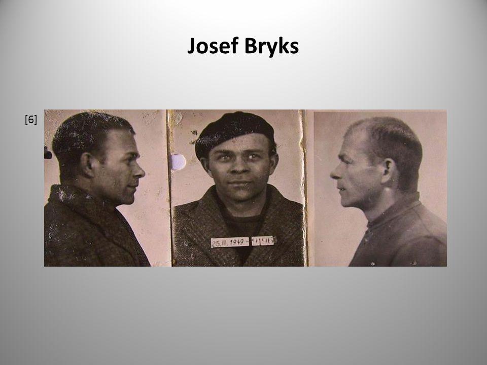 Josef Bryks – hlášení o úmrtí [7]