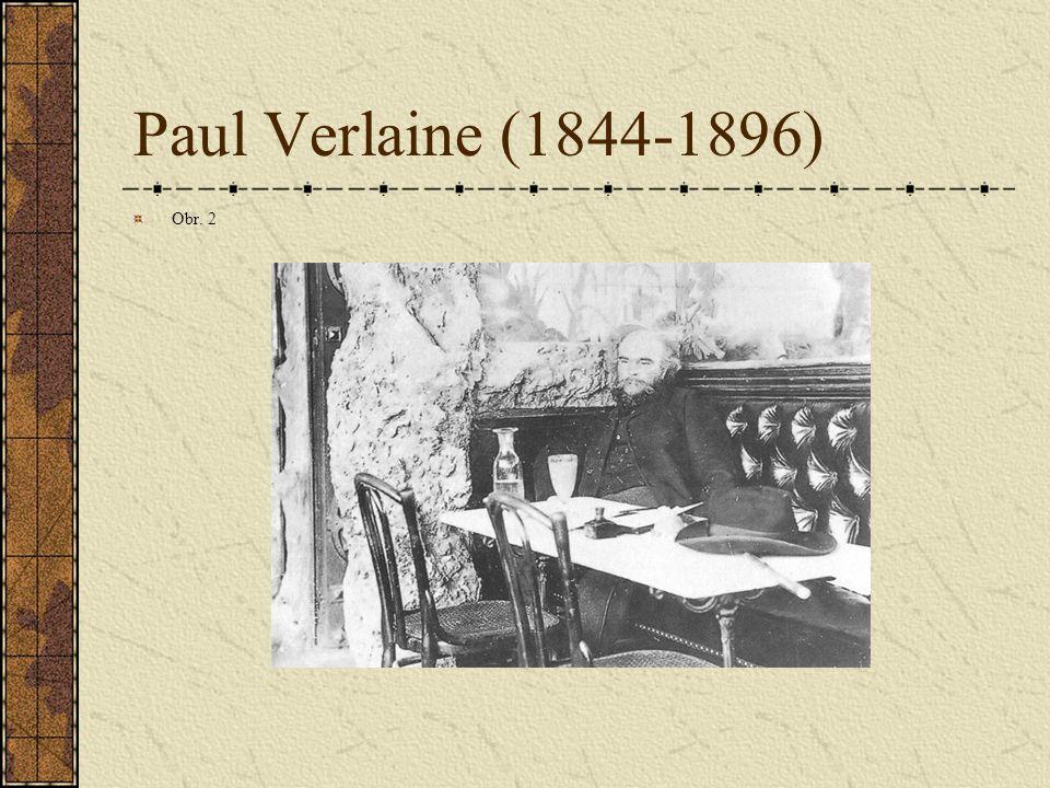 Paul Verlaine (1844-1896) Obr. 2