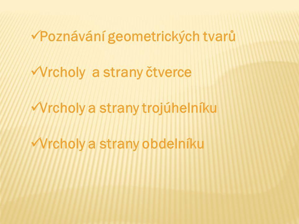 Víme, že obdelník O P R S má své vrcholy : O, P, R, S Jaké strany má tento obdelník .