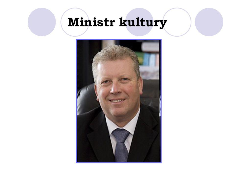 Ministr kultury