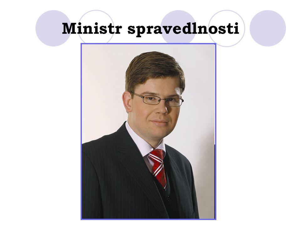Ministr spravedlnosti