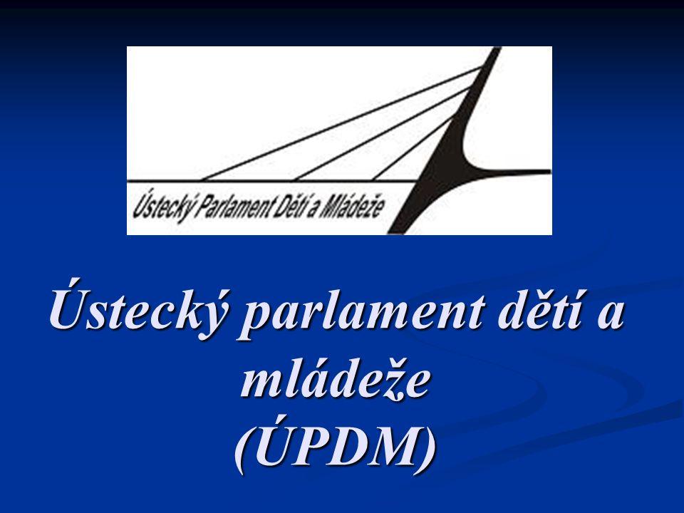 Ústecký parlament dětí a mládeže (ÚPDM)