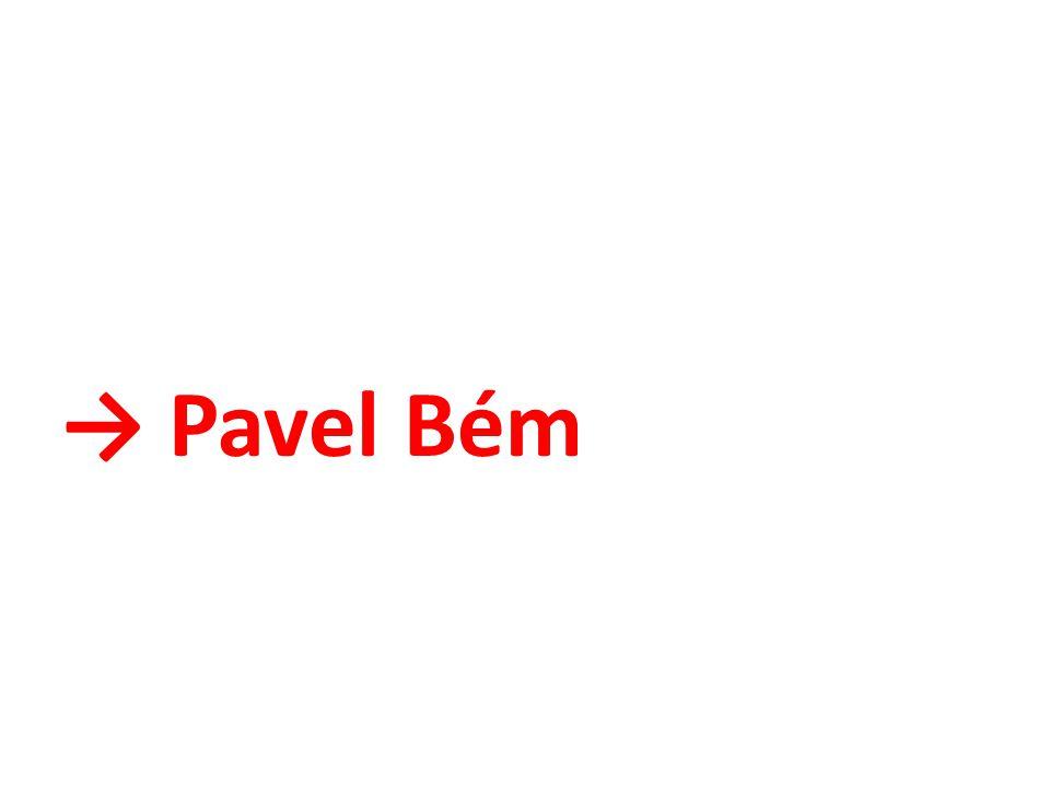 → Pavel Bém