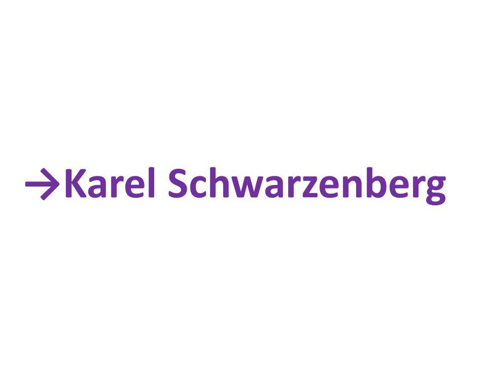→Karel Schwarzenberg