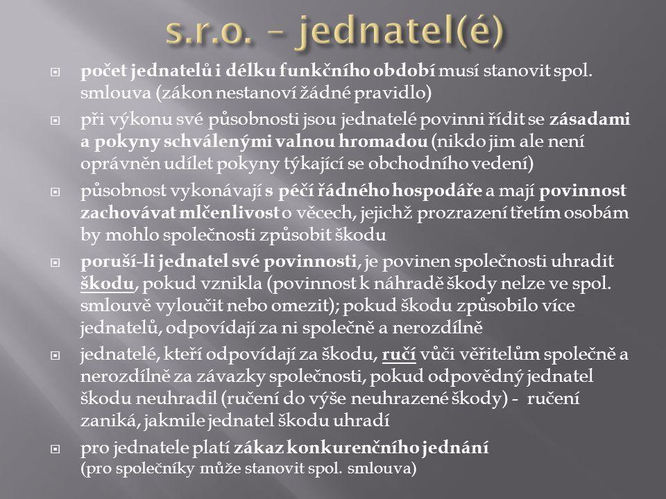  § 137 a násl.