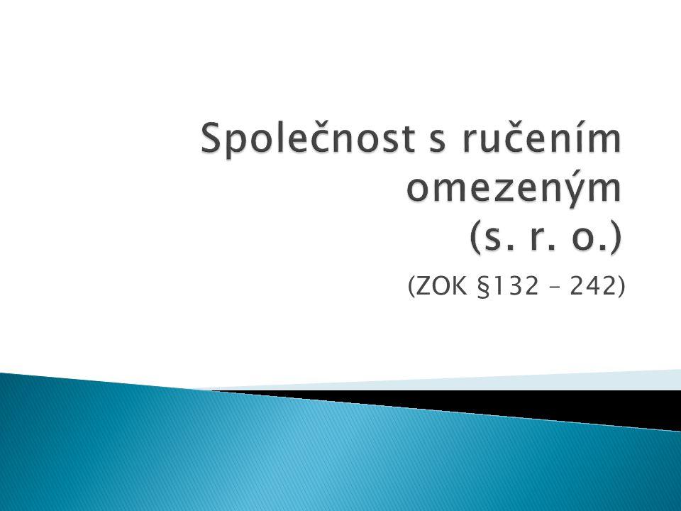 (ZOK §132 – 242)