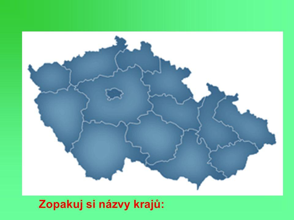 Liberecký kraj 1.x 4 – 6 Povrchový útvar na jihu 2.